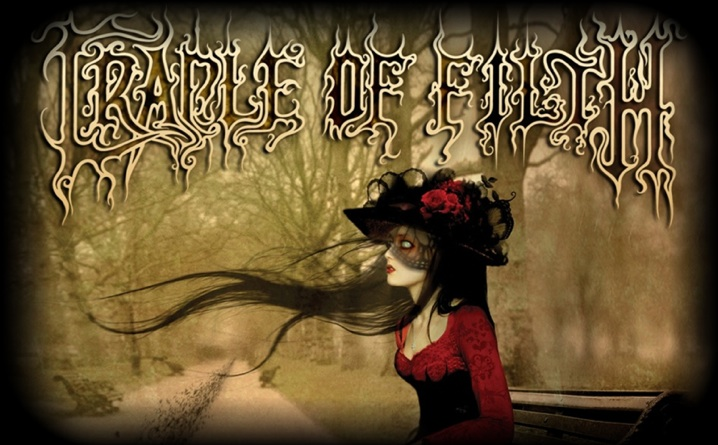 Cradle of Filth Covers Cradle of Filth Has Announced