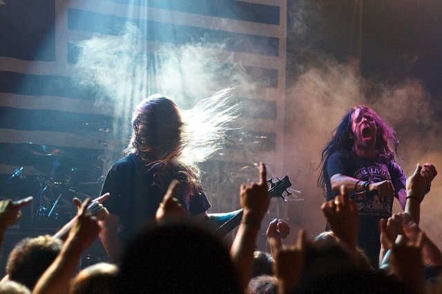 """LAMB OF GOD – """"As The Palaces Burn"""" Film Trailer Released ..."""