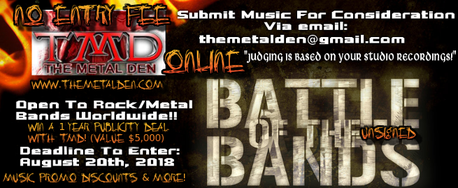 Battle Of Bands!