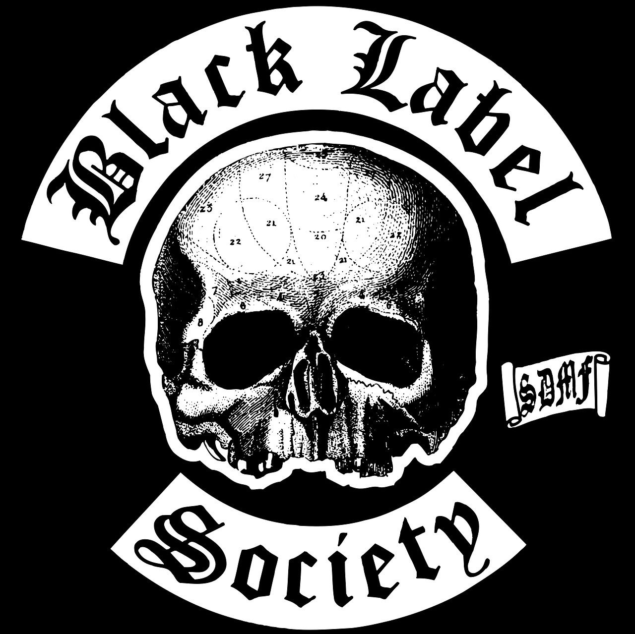 Book Cover Black Label : Black label society added to shiprocked the metal den