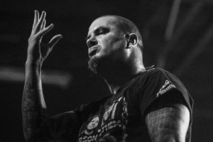 PHILIP H ANSELMO AND THE ILLEGALS, LIVE, 2013, PAUL JENDRASIAK