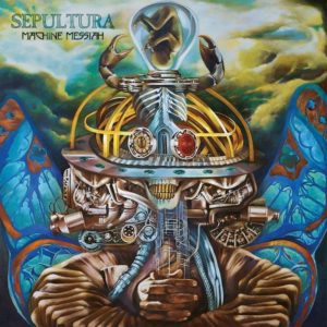 "REVIEW: SEPULTURA – ""Machine Messiah"""
