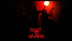 subjecttoslaughter